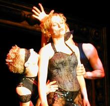 Cabaret koncert Anna live