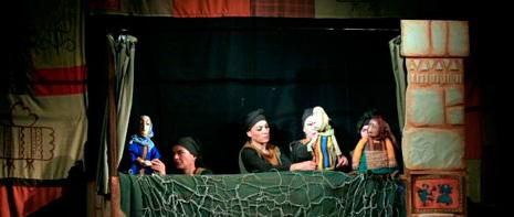 Dječje kazalište Branka Mihaljevića u Osijeku: Aleksandar Sergejevič Puškin, Bajka o caru Saltanu, red. Ludmila Fedorova