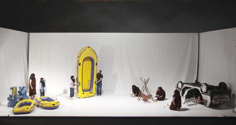 Philippe Quesne / Vivarium Studio, Big bang