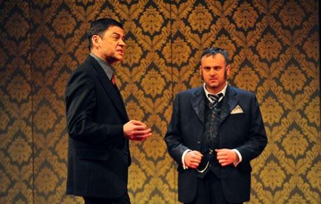 Zagrebačko gradsko kazalište Komedija: Antony Jay – Jonathan Lynn, Da, ministre, red. Zoran Mužić, foto: © Ines Novković
