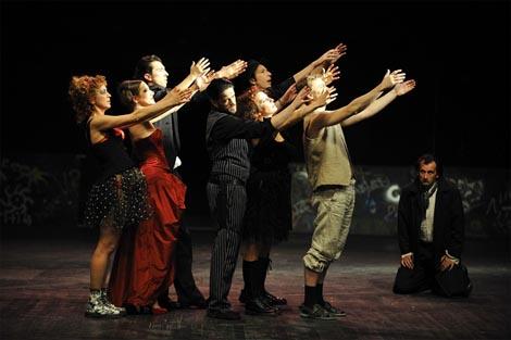 Crnogorsko narodno pozorište Podgorica, Jean-Baptiste Poquelin Molière, Don Juan, red. Ana Vukotić