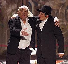 Csokonai Theatre, Debrecen, Mađarska: Marin Držić, Dundo Maroje, red. Attila Vidnyánszky, foto: Damil Kalogjera, www.dubrovnik-festival.hr