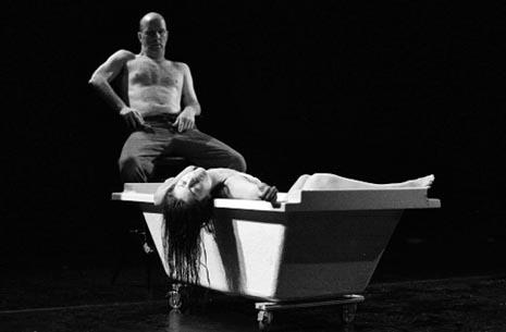 K3RN3L Teatre, Zagreb, Teatar Exit, Zagreb, PushPush Theater, Atlanta, SAD, Faustus' Module Re-linked, red. Srećko Borse