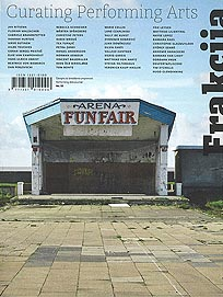 naslovnica, Frakcija, časopis za izvedbene umjetnosti, br. 55 / 2010, Centar za dramsku umjetnost