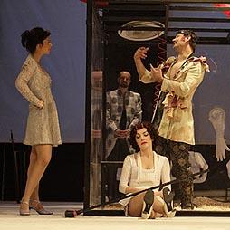 Narodno pozorište Sarajevo, Jean-Baptiste Poquelin Molière: Građanin plemić, red: Lary Zappia