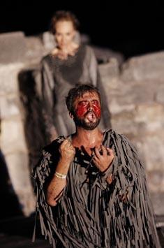 Dramski program 57. Splitskog ljeta: Euripid, Hekuba, red. Felix Alexa