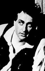 Josip Gostič kao Mića u operi Ero s onoga svijeta Jakova Gotovca u Hrvatskom narodnom kazalištu u Zagrebu