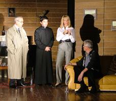 Epilog Teatar, Zagreb: Robert Thomas, Klopka, red. Jasmin Novljaković
