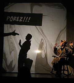 Dječje kazalište Dubrava, Zagreb: Renata Carola Gatica (prema dramskom tekstu Lane Šarić Vremeplov), Mala djeca, veliki ljudi, red. Renata Carola Gatica