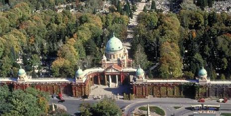 Groblje Mirogoj, Zagreb