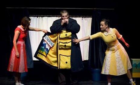 Gradsko kazalište Trešnja: Julia Donaldson i Axel Scheffler, Najotmjeniji div u gradu, red. Sanja Hrenar