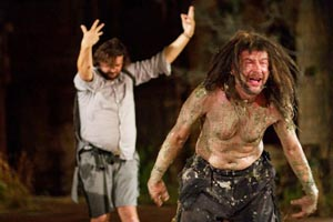 Kazalište Ulysses, Mali Brijun: William Shakespeare, Oluja, red. Lenka Udovički