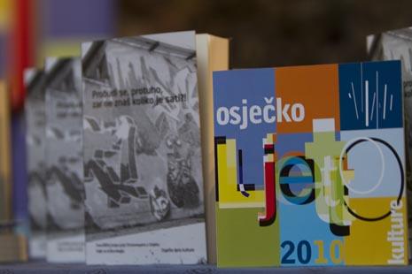 Osječko ljeto kulture 2010.