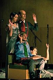 17. Međunarodni festival malih scena, Rijeka, 3. – 10. svibnja 2010.: Jugoslovensko dramsko pozorište, Beograd, Srbija, Robert Musil, Sanjari, red. Miloš Lolić