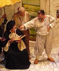 Šibensko kazalište: Marijana Nola (prema Molièreu), Škrtičina, red. Zoran Mužić