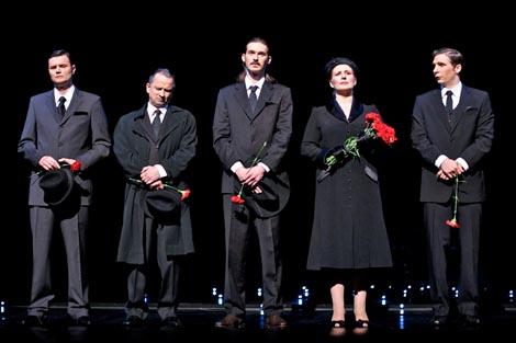 Hrvatsko narodno kazalište Split: Arthura Millera, Smrt trgovačkoga putnika, red. Dušan Jovanović
