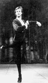 Štefan Furijan u baletu Giselle Adolpha Adama, Hrvatsko narodno kazalište u Zagrebu, 1968.