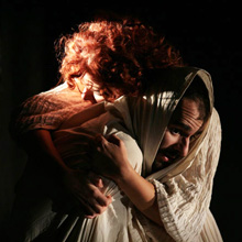 HKD Teatar Rijeka: Isaac Bashevis Singer, Tajbele i njen demon, red. Egon Savin