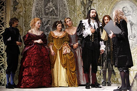 GDK Gavella, Zagreb: Jean-Baptiste Poquelin Molière, Tartuffe, redatelj: Marco Sciaccaluga