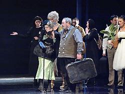 Teatrul Clasic, Arad, Rumunjska: Jean-Baptiste Poquelin Molière, Tartuffe, red. Dan Vasile