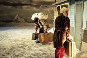 Peeping Tom. Belgija, Ulicu Vandenbranden 32, red. Gabriela Carrizo, Franck Chartier