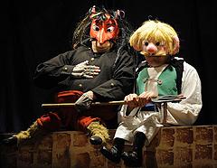 Dječja i lutkarska scena HNK u VAraždinu: Dubravko Torjanac, Vrak Mrak i Seljo Beljo, red. Dubravko Torjanac
