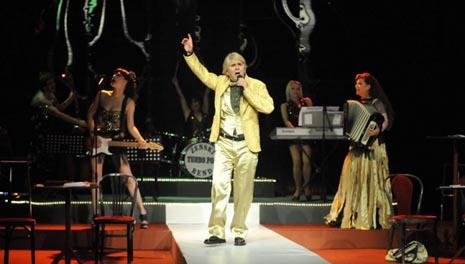 Kazalište Marina Držića, Dubrovnik: Jean Anouilh, Ženski turbo pop bend, red. Sulejman Kupusović, foto: Željko Tutnjević