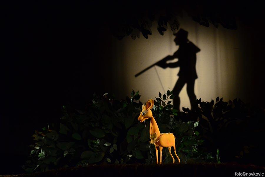 Bambi izlazi tko